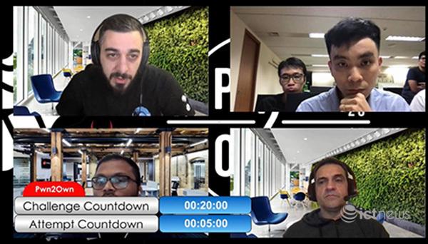 Tìm lỗ hổng bảo mật trong 5 phút, 2 chuyên gia Viettel thắng cuộc thi an ninh mạng lớn nhất thế giới: Người mới ra trường, người thuộc top chuyên gia thế giới - Ảnh 3.