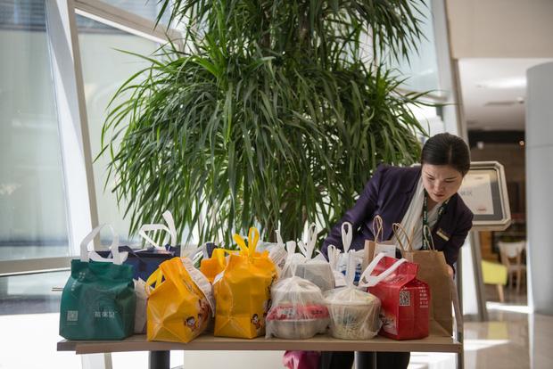 Nhà hàng ma đang mọc như nấm tại Trung Quốc: Mặt trái của ngành công nghiệp giao hàng phát triển quá mạnh - Ảnh 3.