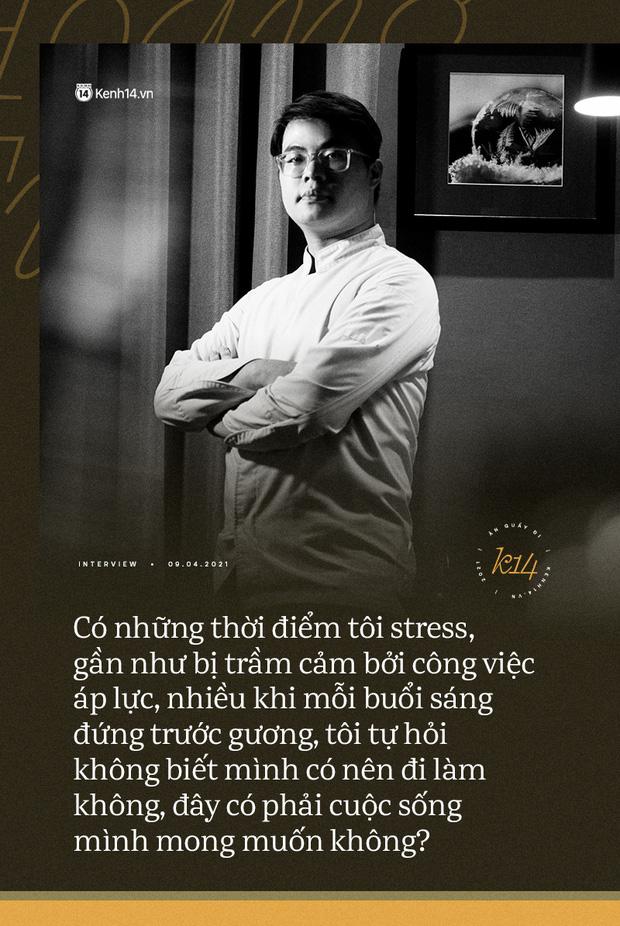 Bếp trưởng nhà hàng Hà Nội lọt top 100 châu Á: Bỏ sự nghiệp nước ngoài, về nước với công thức thành công chỉ sau 2 năm - Ảnh 4.