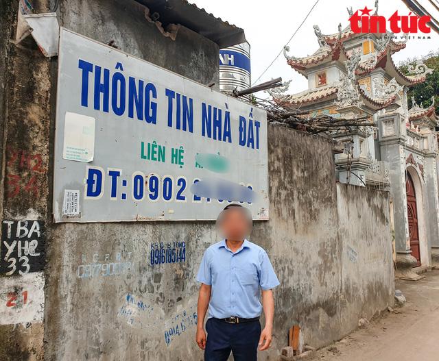 Cơn sốt đất tại Đông Anh, Hà Nội: Hỏa mù thông tin  - Ảnh 3.