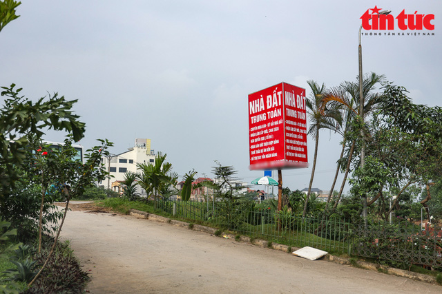 Cơn sốt đất tại Đông Anh, Hà Nội: Hỏa mù thông tin  - Ảnh 5.