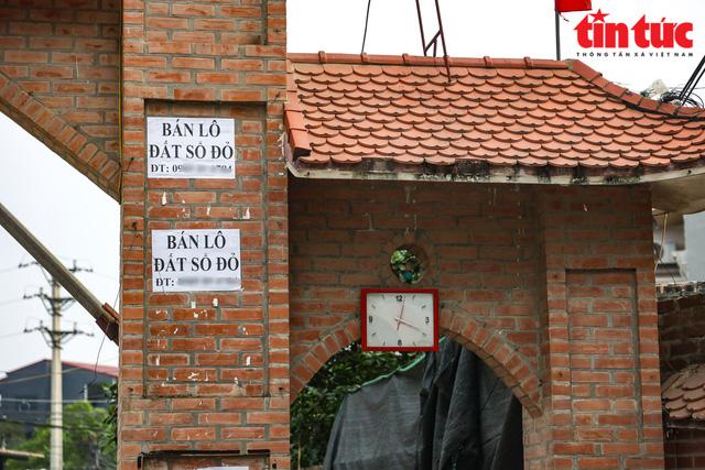 Cơn sốt đất tại Đông Anh, Hà Nội: Hỏa mù thông tin  - Ảnh 6.