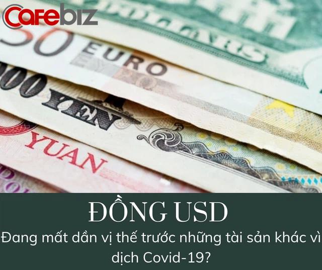 Nikkei: Đồng USD đang mất dần vị thế bá chủ vì dịch Covid-19? - Ảnh 2.