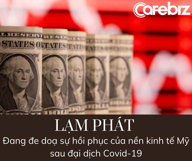Người Mỹ lo lắng vì giá cả leo thang hàng loạt sau đại dịch Covid-19 - Ảnh 2.