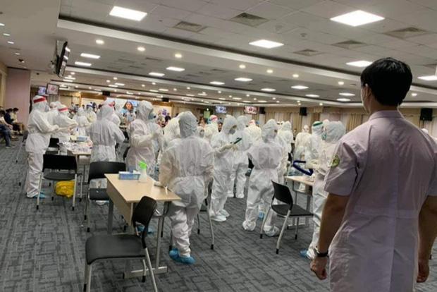 Hàng nghìn mẫu test nhanh SARS-CoV-2 ở Samsung, Canon Bắc Ninh có kết quả âm tính - Ảnh 2.