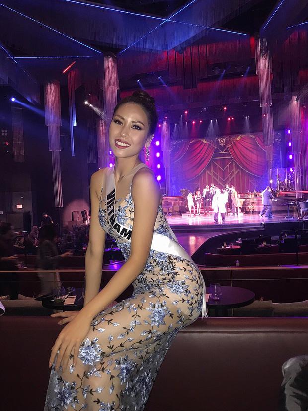 Tiếng Anh của dàn người đẹp Việt thi Miss Universe: Người bập bẹ giới thiệu tên tuổi, người nuốt mic bắn ngoại ngữ siêu đỉnh, còn Khánh Vân thế nào? - Ảnh 5.