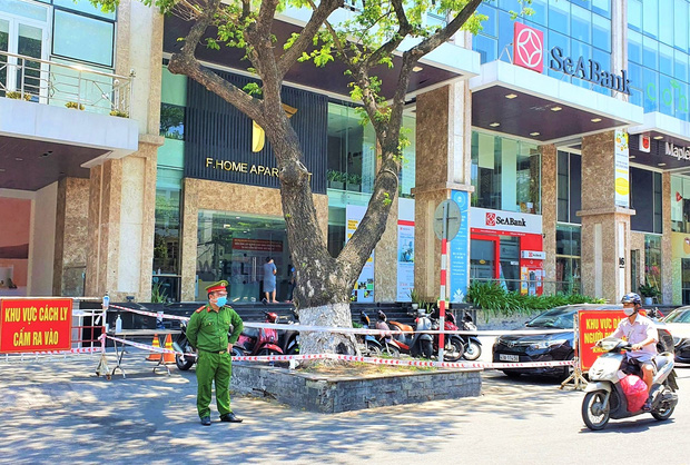 Bé gái 1 tuổi, nữ giúp việc và cụ ông 64 tuổi tại Đà Nẵng chỉ ở nhà nhưng vẫn bị nhiễm Covid-19 - Ảnh 2.