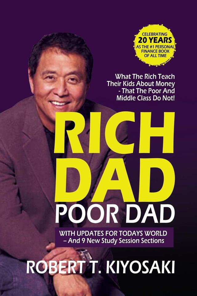 10 cuốn sách về tiền bạc hàng đầu giúp bạn thoát khỏi những ồn ào trên MXH và tiến gần tới sự giàu có và an toàn tài chính - Ảnh 1.