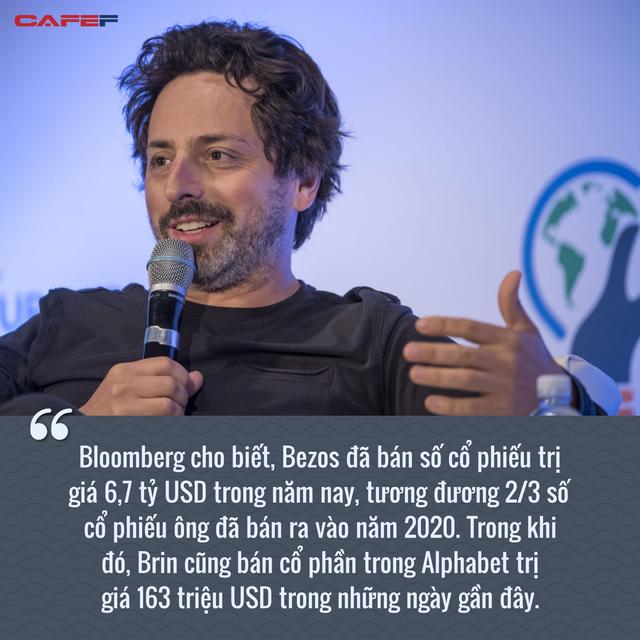 Tận dụng đà tăng kéo dài của TTCK, các tỷ phú công nghệ đã bán ra số cổ phần trị giá 24,4 tỷ USD trong chưa đầy nửa năm - Ảnh 1.