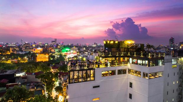Góc tự hào: List 25 khách sạn sở hữu tầng thượng đẹp nhất thế giới có tới 4 đại diện đến từ Việt Nam, toàn nằm ở top đầu  - Ảnh 2.