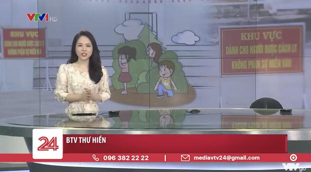 Vựa muối của VTV24 bắt trend Trốn Tìm của Đen Vâu, kêu gọi đừng trốn khai báo y tế, trốn cách ly trong mùa dịch vì sẽ được TÌM - Ảnh 1.