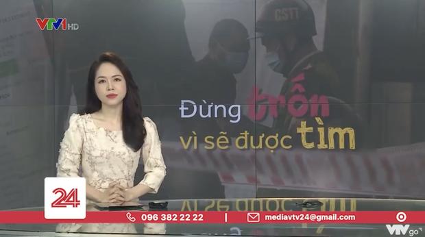 Vựa muối của VTV24 bắt trend Trốn Tìm của Đen Vâu, kêu gọi đừng trốn khai báo y tế, trốn cách ly trong mùa dịch vì sẽ được TÌM - Ảnh 2.