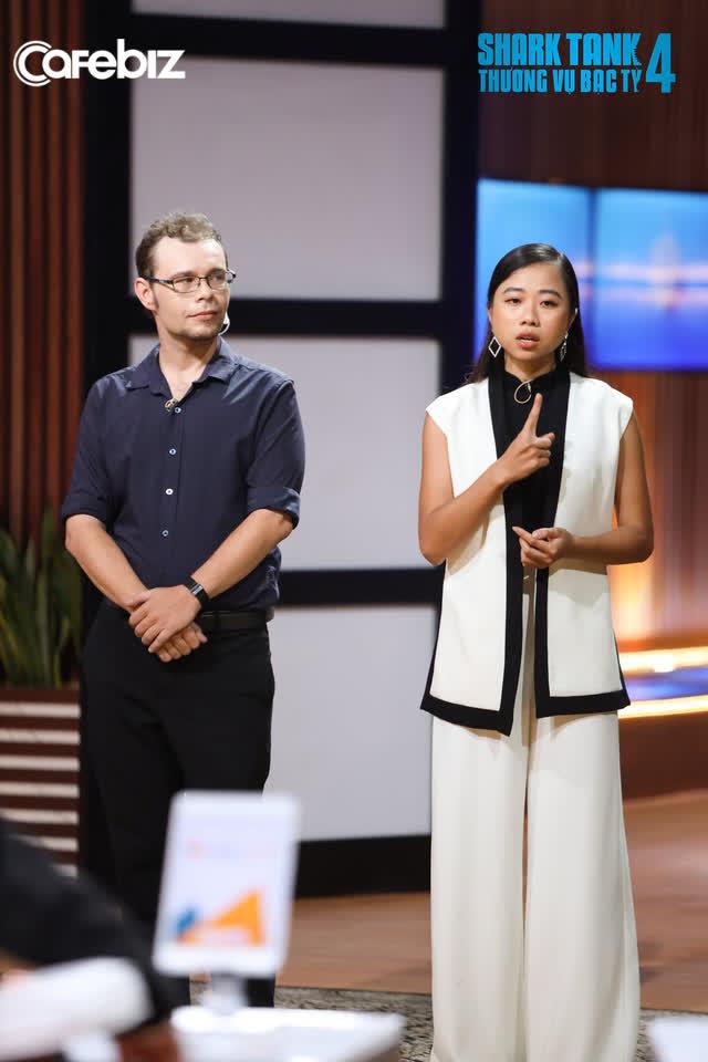 Sản xuất tay robot Make in Việt Nam rẻ gấp 3-10 lần hàng ngoại nhưng mới bán 20 chiếc, startup Vulcan vẫn chốt deal 5 tỷ với Shark Liên nhờ màn tư vấn đi vào lòng người của Shark Hưng - Ảnh 3.