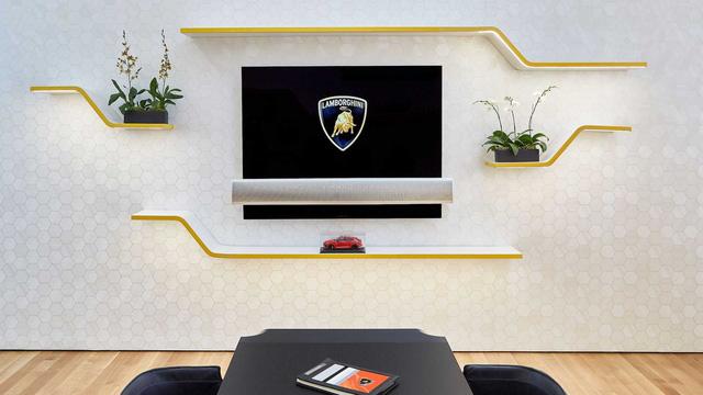 Bên trong câu lạc bộ VIP Lamborghini Lounge: Muốn bước chân vào cửa phải có giấy mời và đang sở hữu siêu xe  - Ảnh 11.