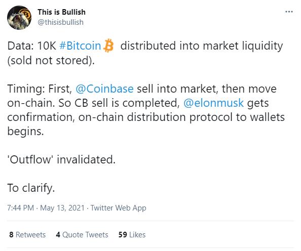 Người dùng Twitter nổi giận, tung bằng chứng tố cáo Elon Musk kiếm lời hàng chục triệu USD từ thao túng giá Bitcoin - Ảnh 4.