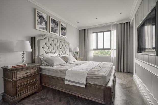 Chán chung cư, mẹ Hà Nội chi 2,5 tỷ sửa nhà Vinhomes, đo ni đóng giày nội thất theo phong cách Traditional chất như phim Mỹ - Ảnh 14.