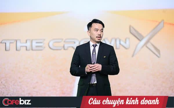 Tập đoàn Alibaba rót tiền đầu tư vào The CrownX - công ty con của Masan Group, định giá 7,3 tỷ USD - Ảnh 1.