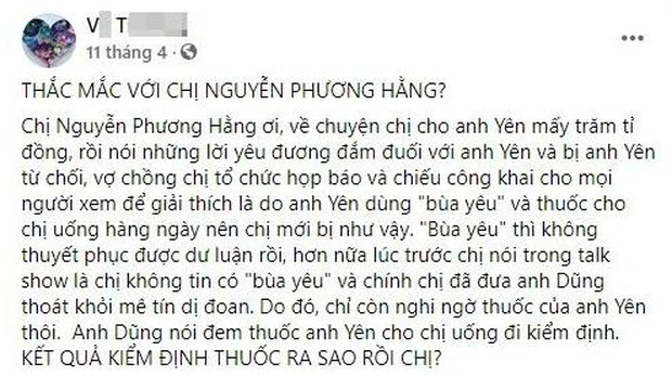 Bà Phương Hằng đã tìm ra antifan, một thanh niên tên Thiện trúng giải 1 tỷ đồng thưởng nóng? - Ảnh 2.