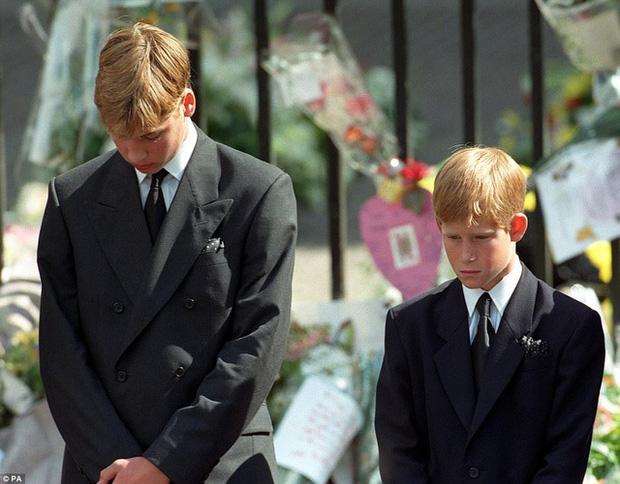Harry chỉ trích cha khiến anh đau khổ, buộc tìm đến chất kích thích để quên nỗi đau mất mẹ và loạt tiết lộ gây sốc khác trong phim tài liệu mới - Ảnh 3.