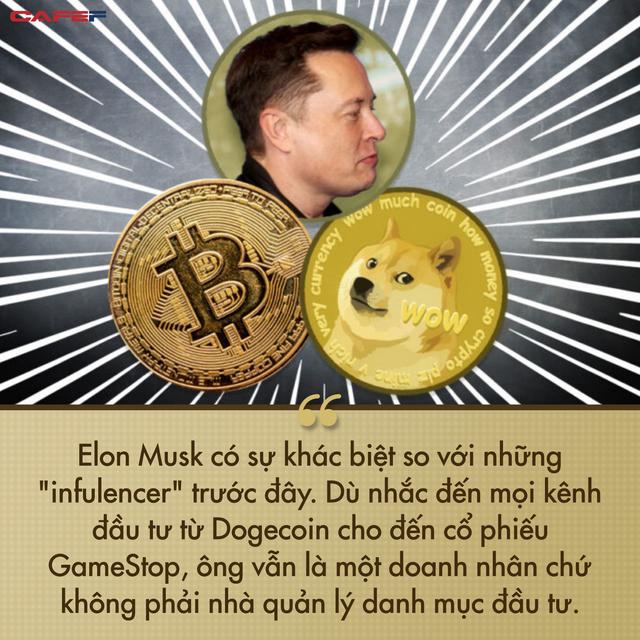 Wall Street Journal: Elon Musk là người có tầm ảnh hưởng lớn nhất đến Bitcoin! - Ảnh 2.