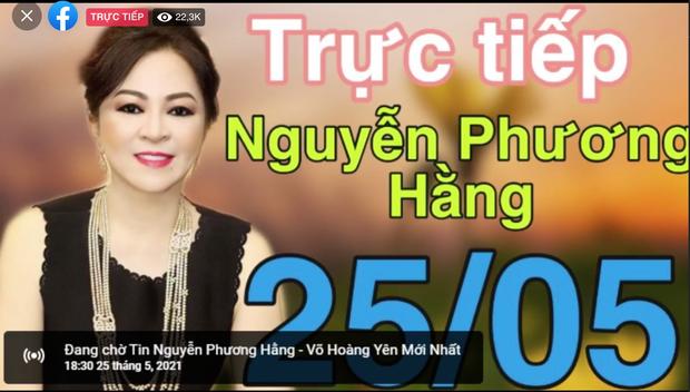 Đến hẹn lại lên, bà Phương Hằng đạt kỷ lục livestream, chỉ thua Độ Mixi - Ảnh 1.