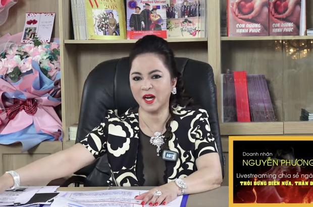 Livestream Phương Hằng bóc dàn sao Vbiz: Bắt đầu bài toán tính lãi 14 tỷ theo giá sắt, cho Vy Oanh lên sóng với loạt cáo buộc - Ảnh 2.