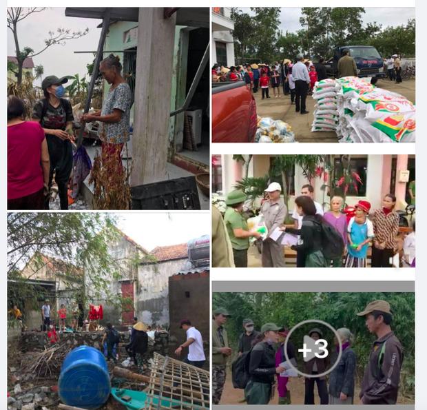 Mẹ Hà Hồ cuối cũng đã nói rõ về chuyện Trấn Thành chuyển 6,45 tỷ tiền cứu trợ miền Trung kèm hình ảnh, thông tin minh bạch - Ảnh 3.