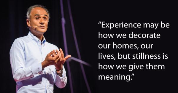 5 bài thuyết giảng truyền cảm hứng nhất từ TED về lối sống tối giản - Ảnh 3.