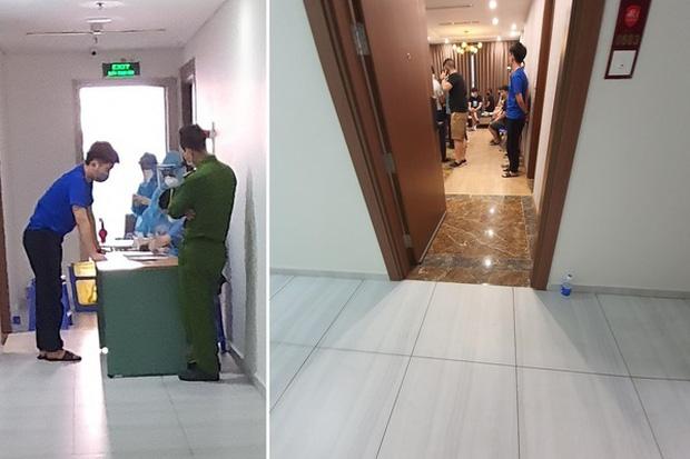 Phát hiện hơn 40 người Trung Quốc nhập cảnh trái phép, thuê chung cư sống ở Hà Nội - Ảnh 1.