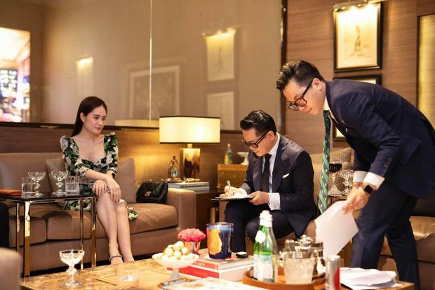 Vợ chồng nữ đại gia thuê Thái Công thiết kế biệt thự 200 tỷ: Người có tiền không ngu mà để bị dắt mũi - Ảnh 3.