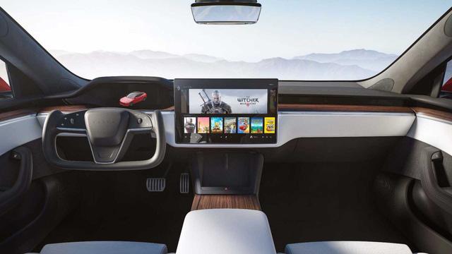 Thấy bóng hình Apple trong Tesla, người dùng bắt đầu lo sợ về động thái tương lai của hãng xe này  - Ảnh 3.