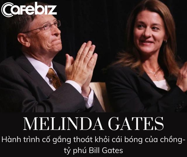 Melinda Gates: Hành trình thoát khỏi cái bóng của người chồng tỷ phú Bill Gates - Ảnh 2.
