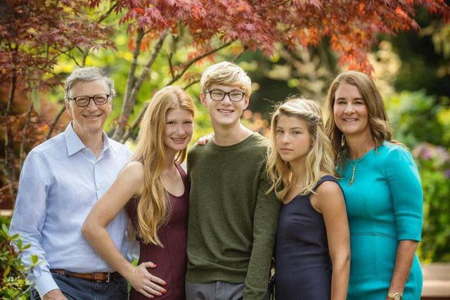 Trước khi ly hôn, vợ tỷ phú Bill Gates từng thẳng thắn: Nếu chọn sai người trong lần kết hôn đầu tiên thì cũng đừng lo lắng, bạn hoàn toàn có thể chọn lại  - Ảnh 1.