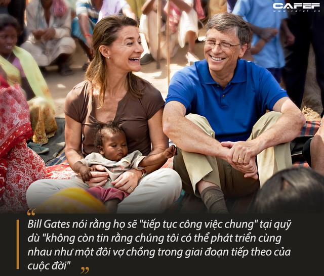 Vì sao vợ chồng Bill Gates ly hôn lại trở thành cơn địa chấn với hoạt động từ thiện toàn cầu?  - Ảnh 2.