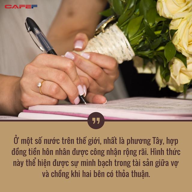 Muốn sòng phẳng về tài chính và chia tay trong hòa bình, người trẻ Mỹ ký thỏa thuận tiền hôn nhân - Ảnh 1.
