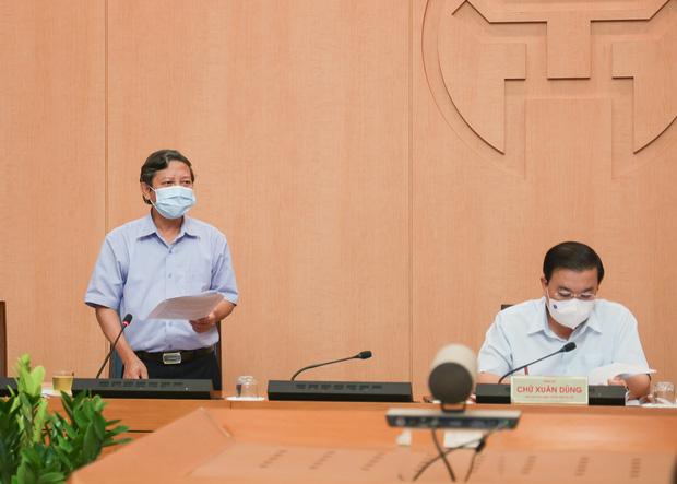 Sở Y tế Hà Nội dự báo sẽ tiếp tục ghi nhận thêm các ca mắc Covid-19 mới - Ảnh 1.