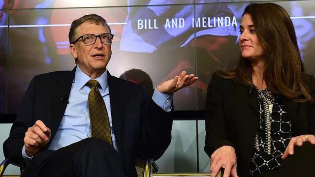 Cuộc hôn nhân 27 năm của vợ chồng tỷ phú Bill Gates qua những bức ảnh - Ảnh 5.