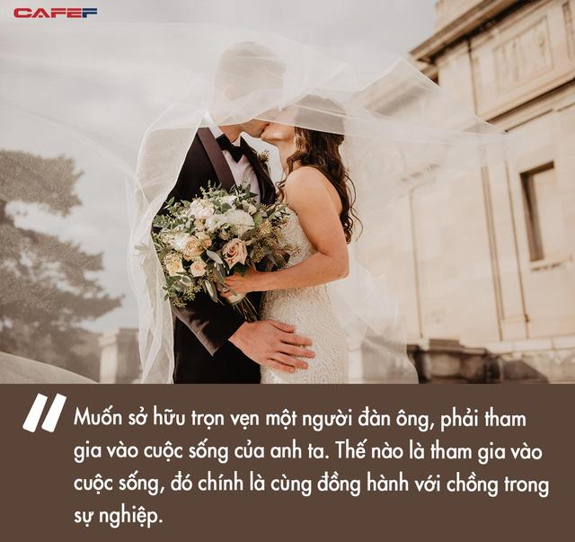 Tiêu chuẩn chọn vợ của giới nhà giàu: Sắc đẹp chỉ là thứ yếu, 2 yếu tố hiếm có khó tìm này mới quyết định chặng đường dài lâu - Ảnh 6.