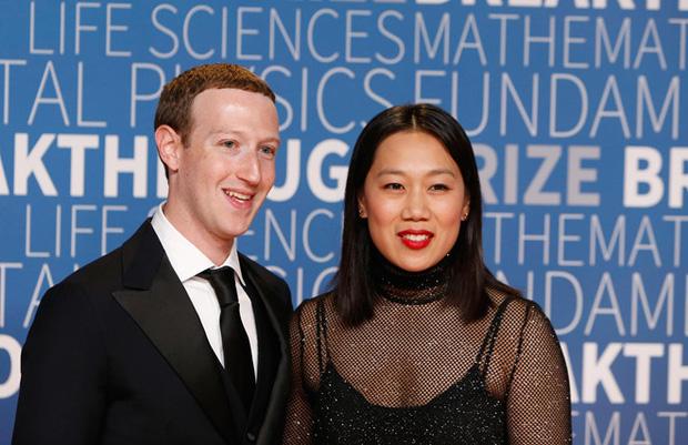 Những tỷ phú công nghệ yêu vợ chẳng kém Bill Gates - Ảnh 1.