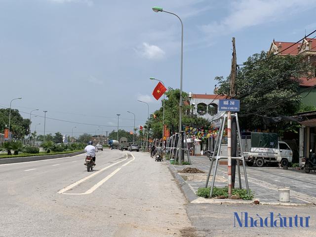 Giá đất các huyện ven đô Hà Nội tăng chóng mặt - Ảnh 1.