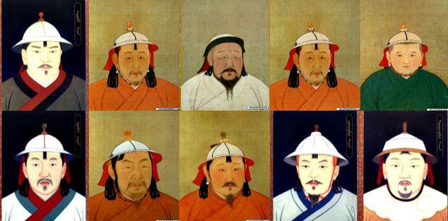 Lăng mộ Thành Cát Tư Hãn và cả một triều đại 'mất tích' hơn 600 năm: Chỉ để lại một dòng bí ẩn trong sách sử! - Ảnh 1.