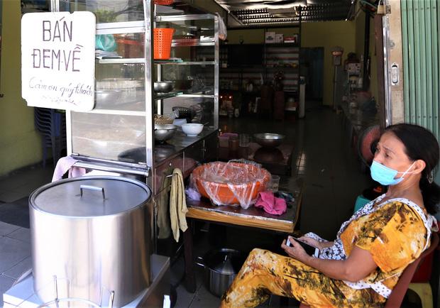 Đà Nẵng cấm phục vụ ăn uống tại chỗ kể từ trưa 7/5 để phòng dịch - Ảnh 1.