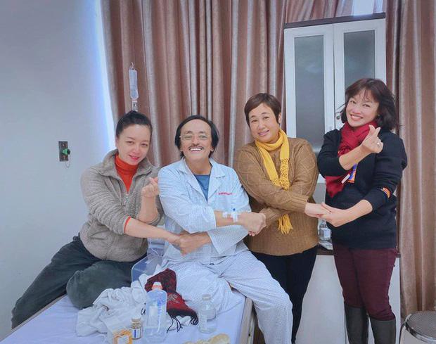 Con gái Giang Còi: Sức khỏe ba vẫn đang nguy kịch, gặp khó khăn kinh tế - Ảnh 3.