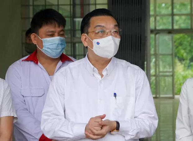 CLIP: Cận cảnh bên trong Bệnh viện dã chiến Mê Linh sẵn sàng tiếp nhận 300 F1 - Ảnh 5.
