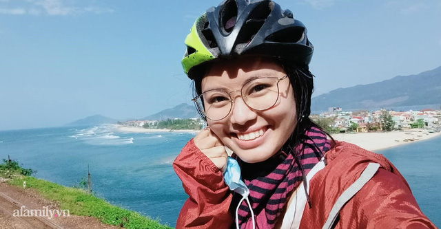 Hồng Quyên - nữ MC bỏ việc đạp xe xuyên Việt và Đông Nam Á kể chuyện mỗi ngày xin cơm ăn, tìm chỗ ngủ và cách vượt qua trăm ngàn nỗi sợ kiểu phụ nữ - Ảnh 5.