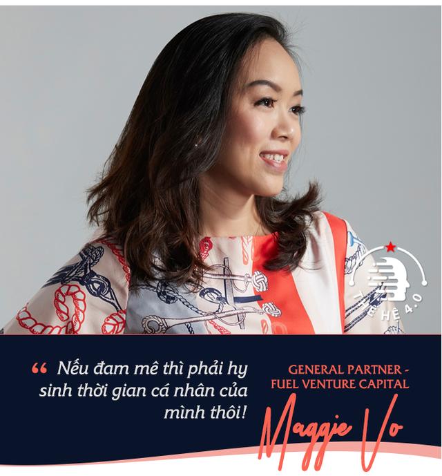 Maggie Vo: Hành trình khó tin của nữ ca sĩ tuổi teen Việt Nam trở thành lãnh đạo quỹ đầu tư hàng trăm triệu USD ở Mỹ - Ảnh 2.