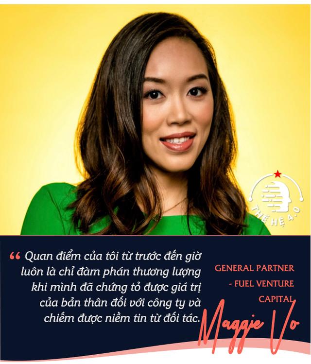 Maggie Vo: Hành trình khó tin của nữ ca sĩ tuổi teen Việt Nam trở thành lãnh đạo quỹ đầu tư hàng trăm triệu USD ở Mỹ - Ảnh 12.