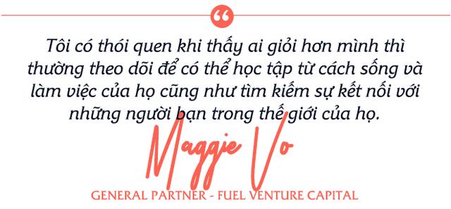Maggie Vo: Hành trình khó tin của nữ ca sĩ tuổi teen Việt Nam trở thành lãnh đạo quỹ đầu tư hàng trăm triệu USD ở Mỹ - Ảnh 19.