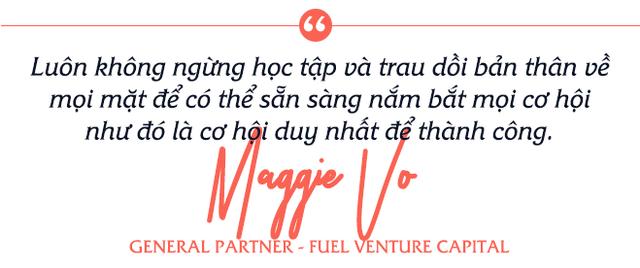 Maggie Vo: Hành trình khó tin của nữ ca sĩ tuổi teen Việt Nam trở thành lãnh đạo quỹ đầu tư hàng trăm triệu USD ở Mỹ - Ảnh 8.