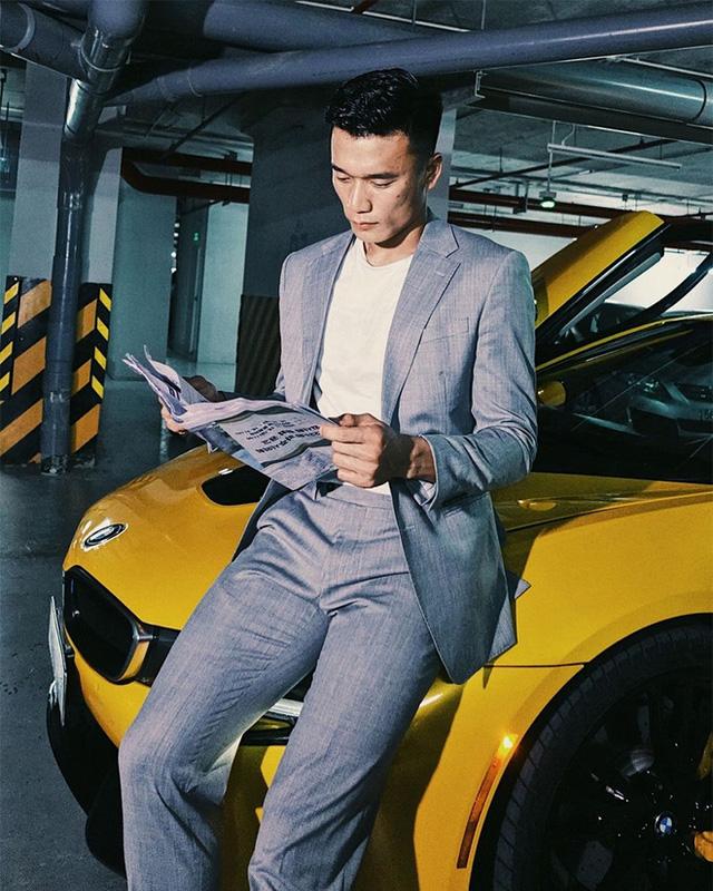 Dàn cầu thủ, nghệ sĩ 9X Việt sở hữu siêu xe tiền tỷ khi tuổi còn rất trẻ: Người sở hữu cả bộ sưu tập xế tới 21 tỷ, người chi cả chục tỷ đồng cho một chiếc xe ưng ý  - Ảnh 8.